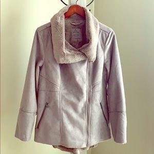 Super soft coat!